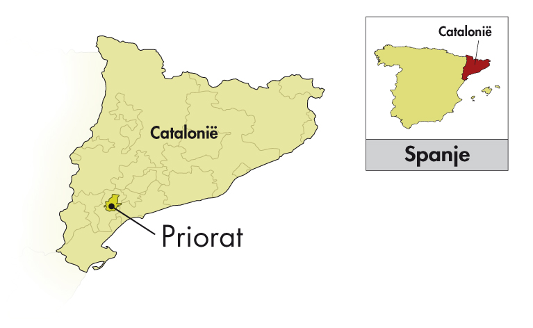 Costers del Priorat Priorat Petit Pissarres