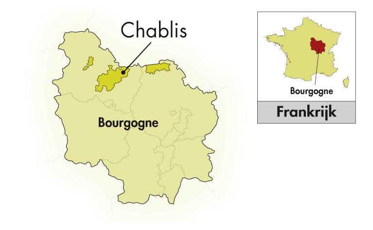 Domaine Sébastien Dampt Chablis Les Vaillons 1er cru
