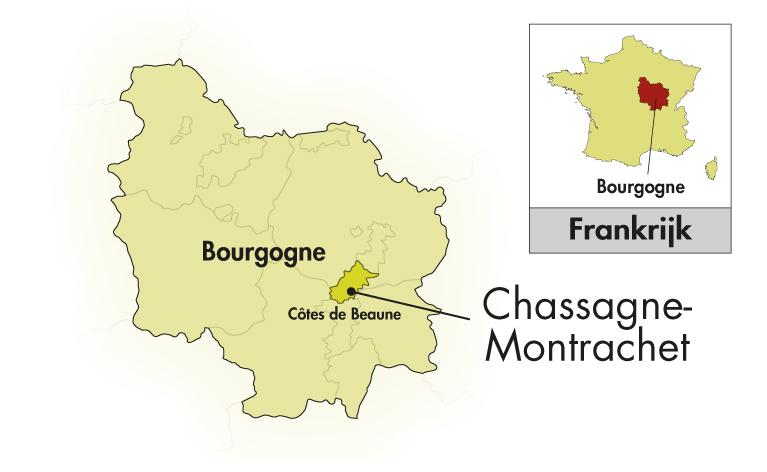 Domaine Sylvain Langoureau Chassagne-Montrachet Les Pierres