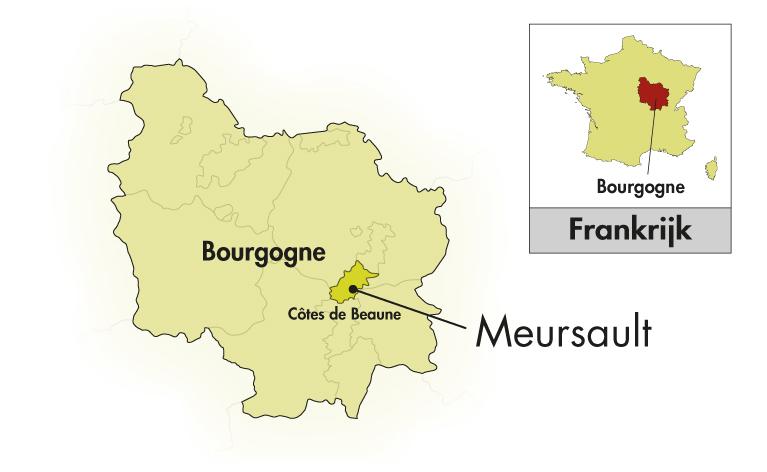 Domaine Hubert Bouzereau-Gruère Meursault