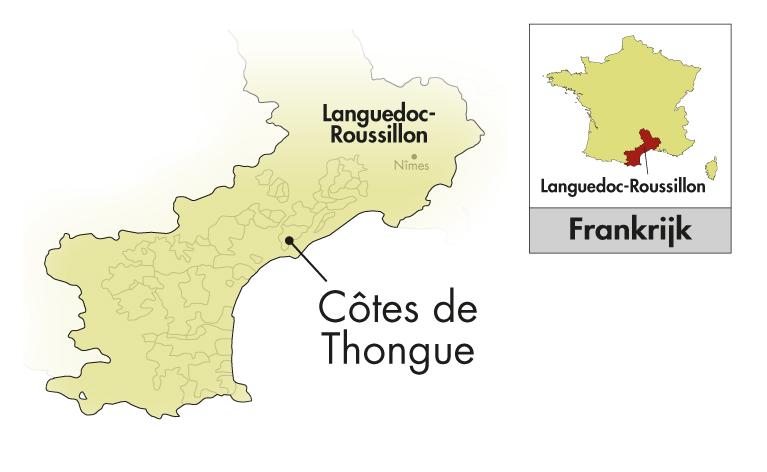 Domaine de l'Arjolle Côtes de Thongue Z de l'Arjolle