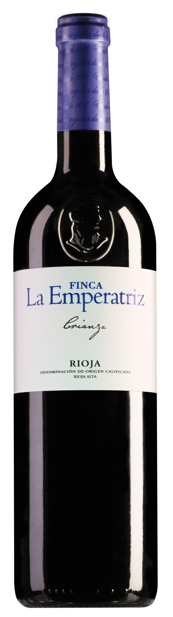 Finca La Emperatriz Rioja Crianza