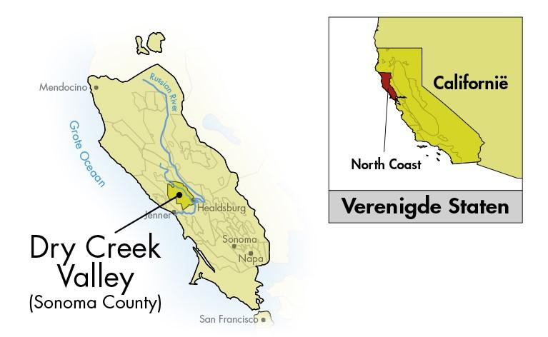 Pedroncelli Dry Creek Valley Chardonnay