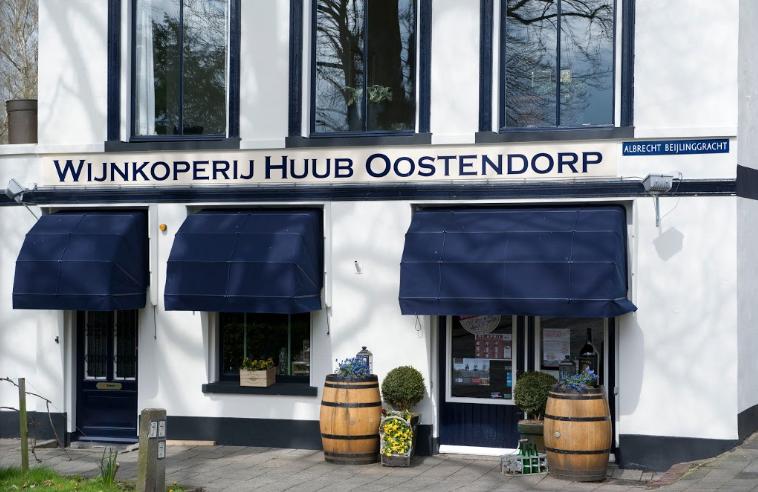 Wijnkoperij Oostendorp - Dia 3