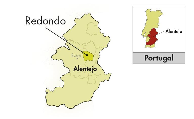 Herdade de São Miguel Alentejano Alicante Bouschet