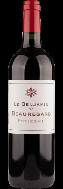 Benjamin de Beauregard Pomerol