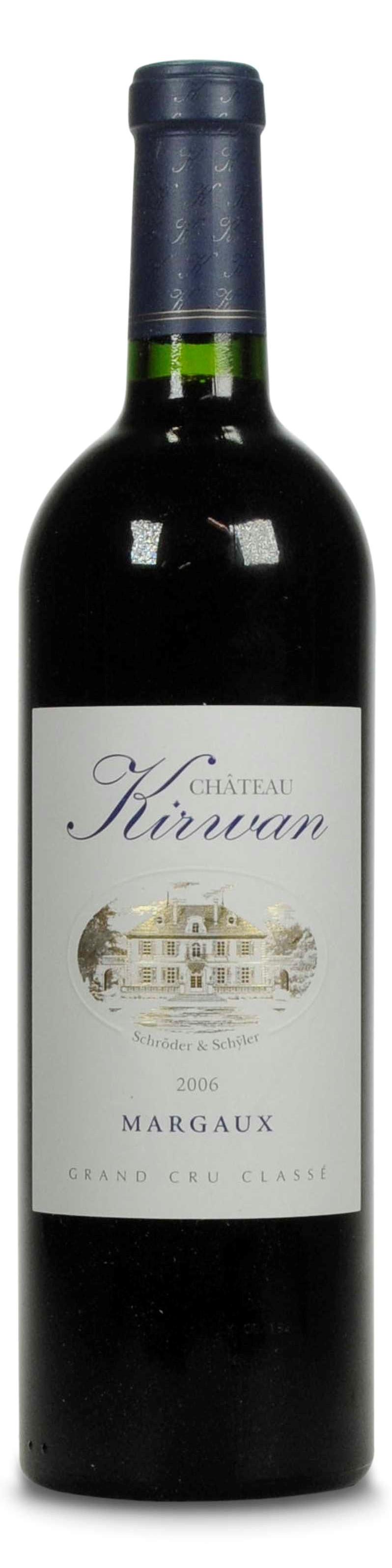 Château Kirwan Grand Cru Classé Margaux