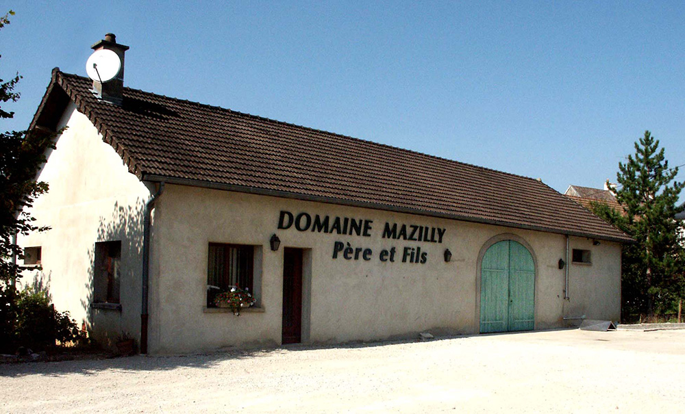 Domaine Mazilly