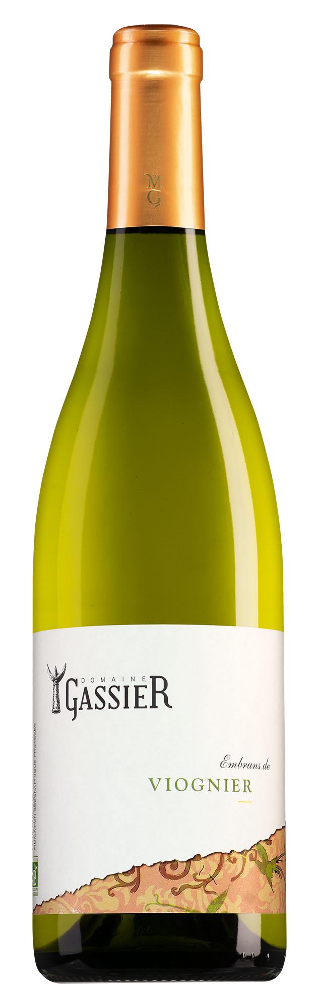 Michel Gassier Vin de France Viognier