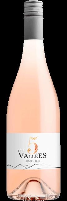 5 Vallees Rosé