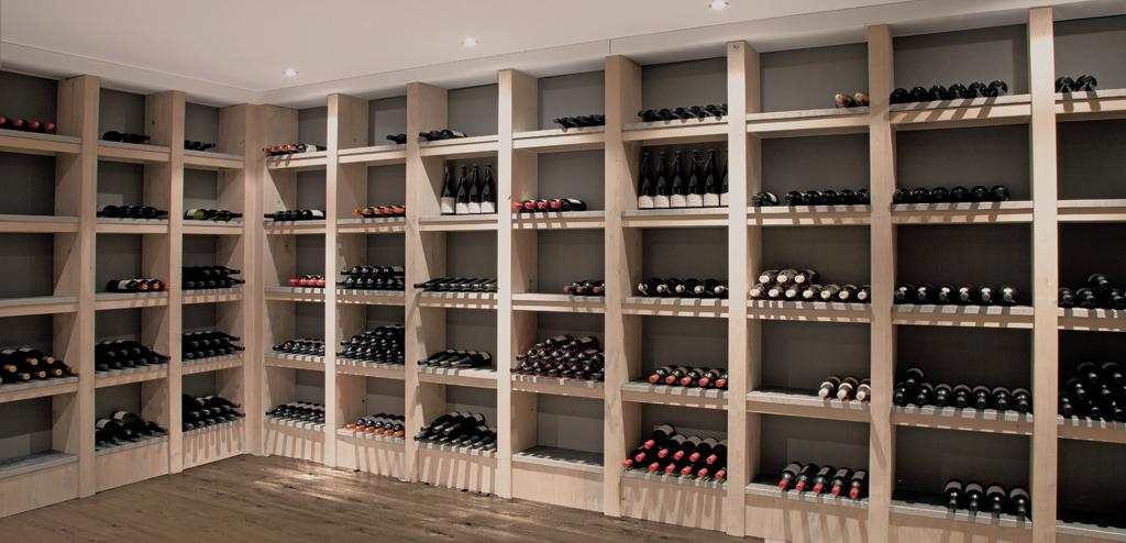 Wijnkelder inrichten - Decoratie voor wijnkelder ...