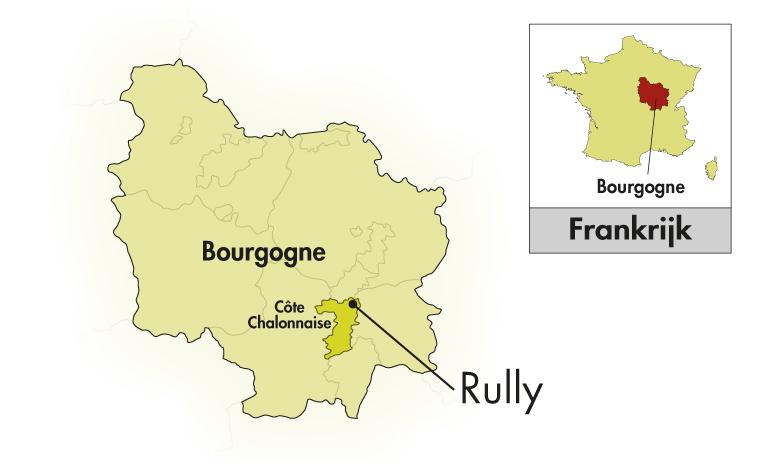 Domaine Saint-Jacques Rully La Fosse Premier Cru Rouge