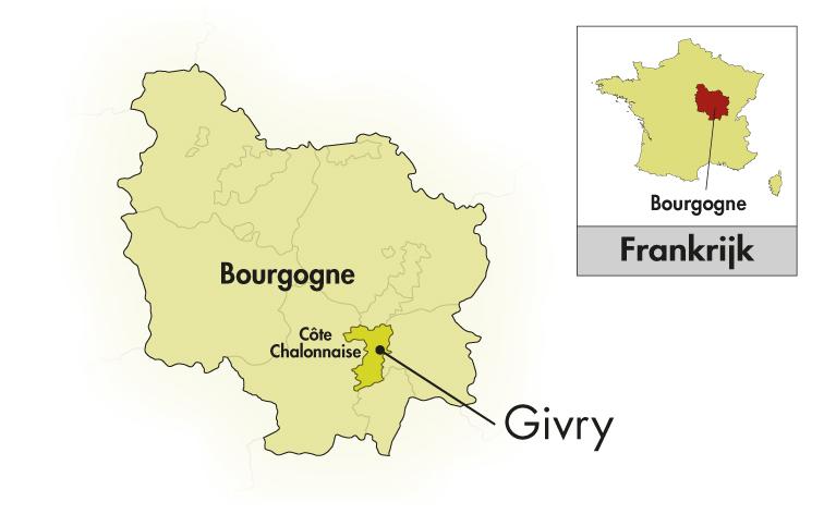 Domaine Besson Givry Clos de la Brulée