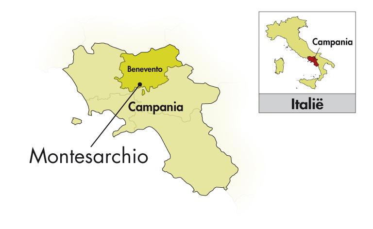 Masseria Frattasi Beneventano Campania Taburno Falanghina