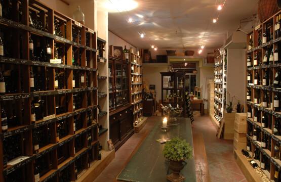 Wijnkoperij Oostendorp - Dia 1